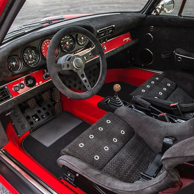 Inside The Le Mans Commission Singervehicledesign Porsche