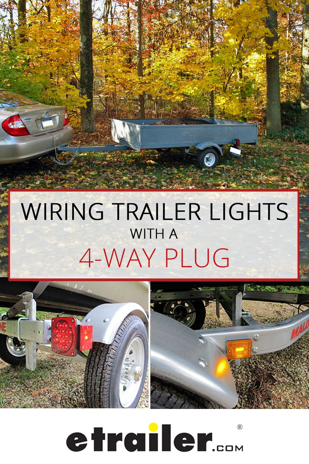Trailer Wiring Can Be One Of The Most Intimidating Components Of Your Towing Setup  But It Doesn