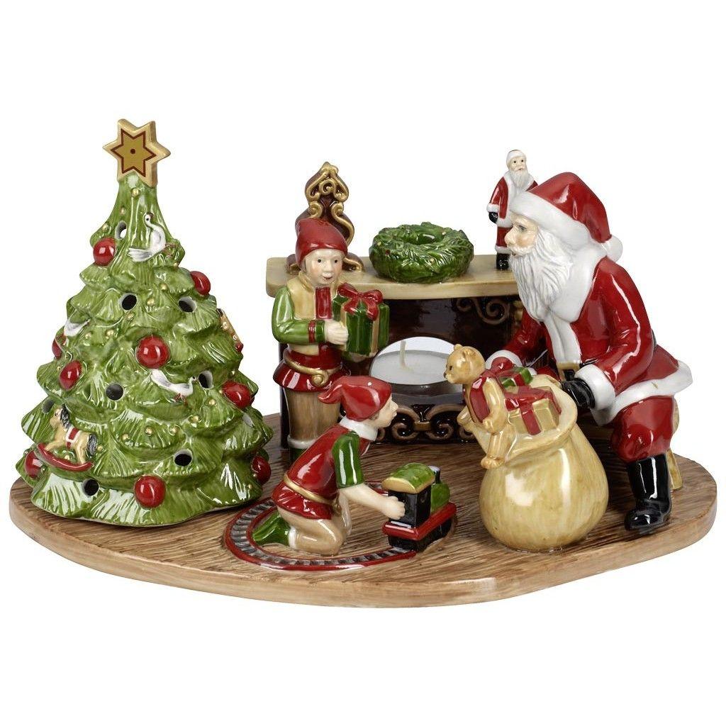 Villeroy and boch christmas santa and helper vb for Villeroy and boch christmas