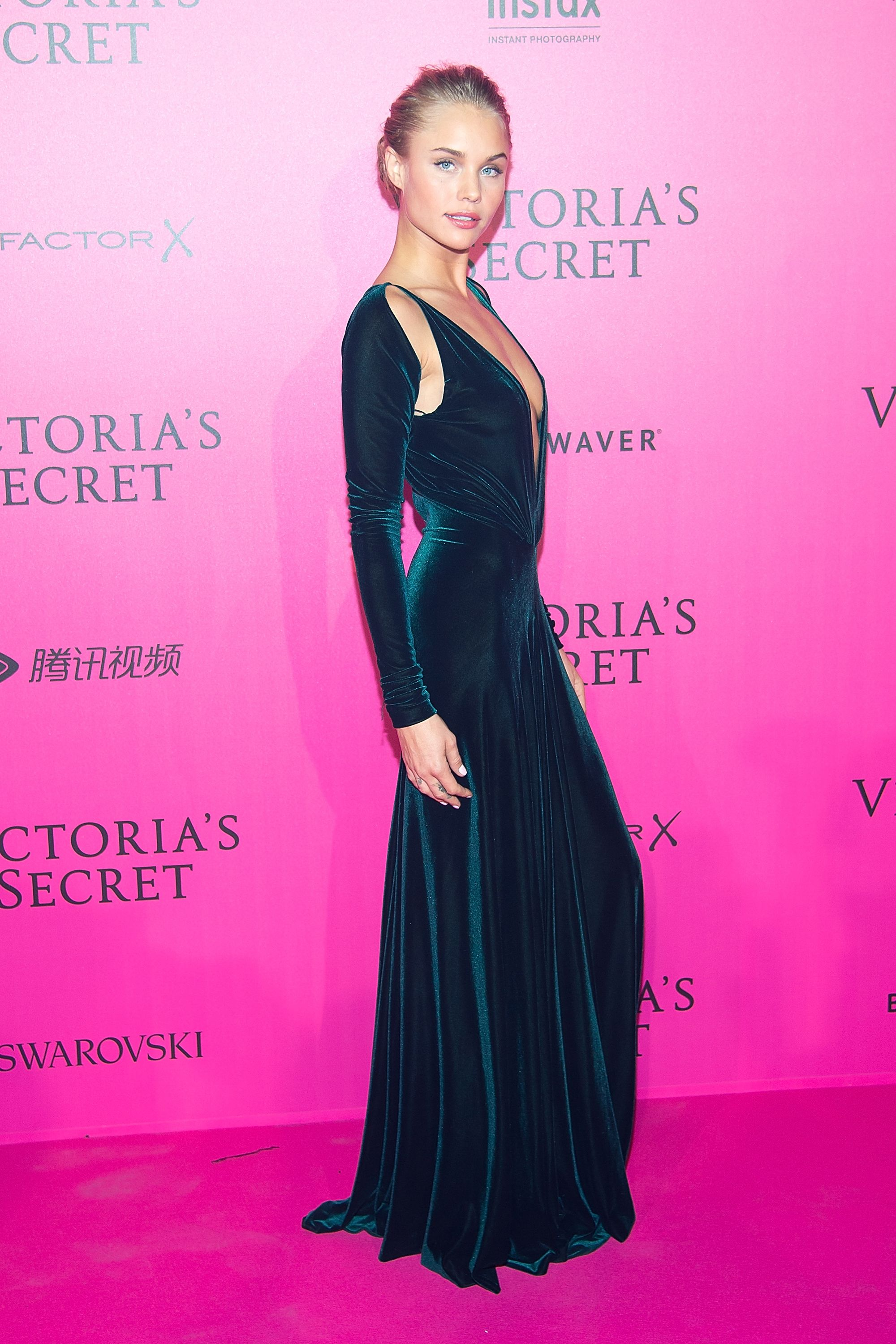 All the Looks From the Victoria\'s Secret Fashion Show After-Party ...