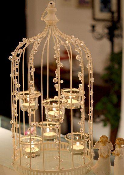 Bird Cage Decorating Ideas
