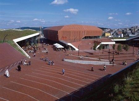 Meydan umraniye retail complex multiplex foa foreign for Arquitectura sustentable pdf