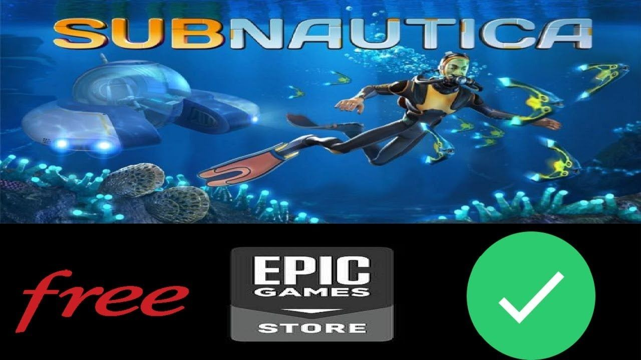 Get Subnautica For Free On The Epic Games Store Right Now ...