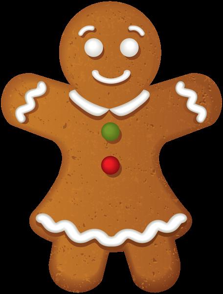 Gingerbread Girl Cookie Png Clip Art Gingerbread Christmas Decor Gingerbread Girl Cookie Gingerbread Girl