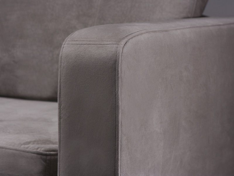 Taupe Rhinoplush Covers One Of Most Comfortable Fabrics