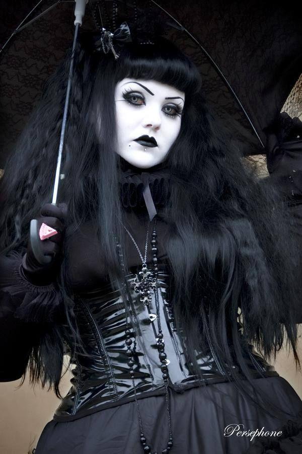 #gothic #women #beauty
