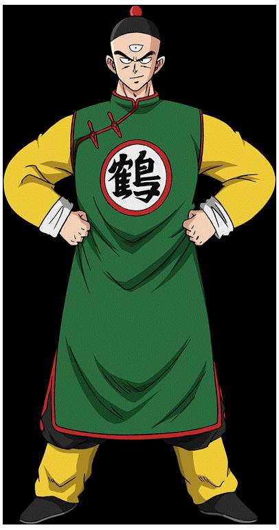 Young Tien Shinhan Render Xkeeperz By Maxiuchiha22 On Deviantart Dragon Ball Super Goku Anime Dragon Ball Dbz Characters