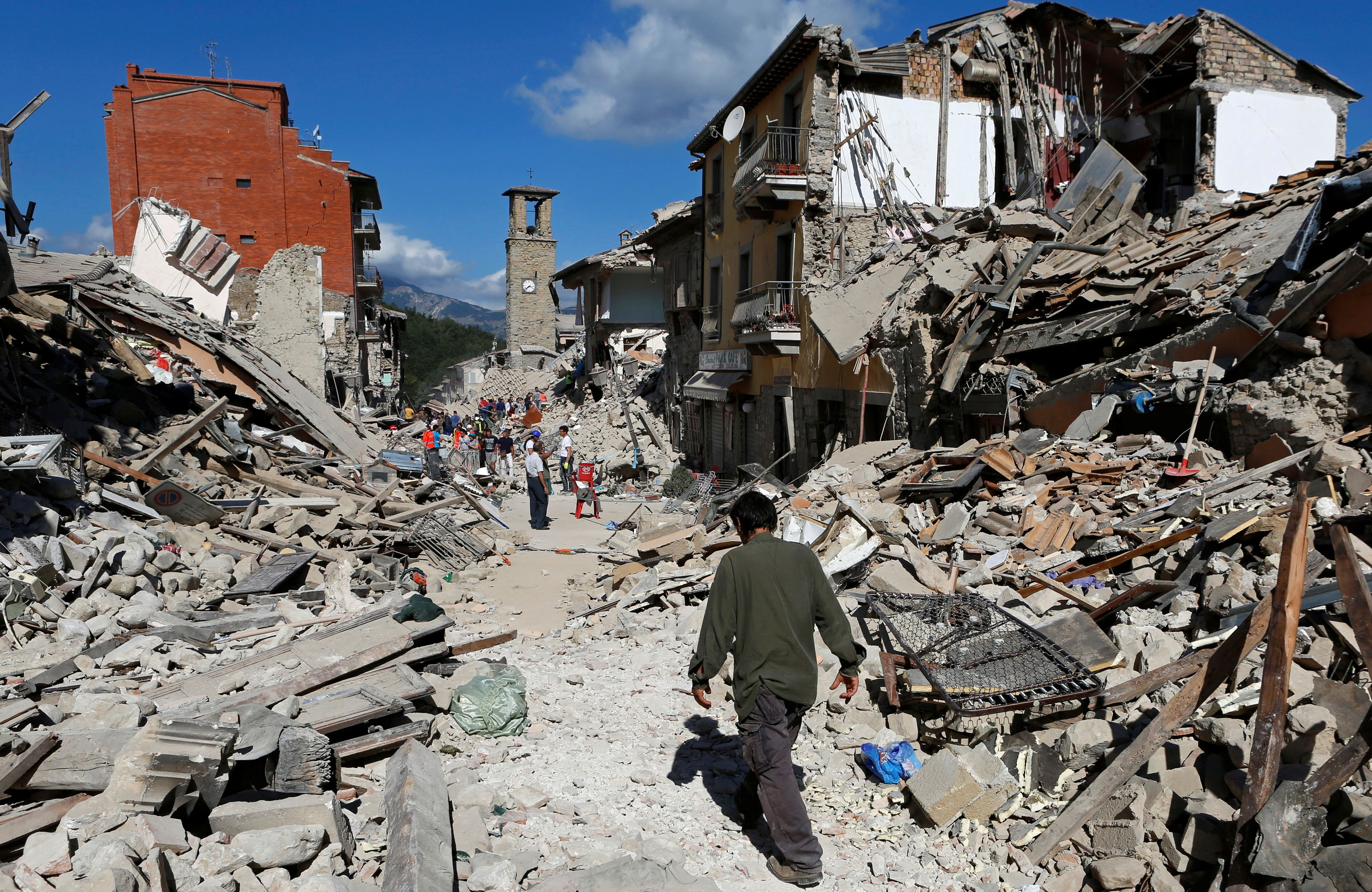 Italy S Earthquake Why My Heart Is Breaking For The Country