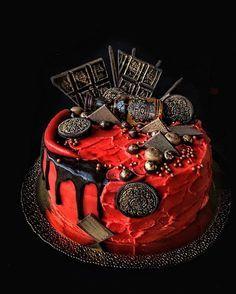 Вы думаете я вдруг перестала делать торты? Не-а!!! Тем ...