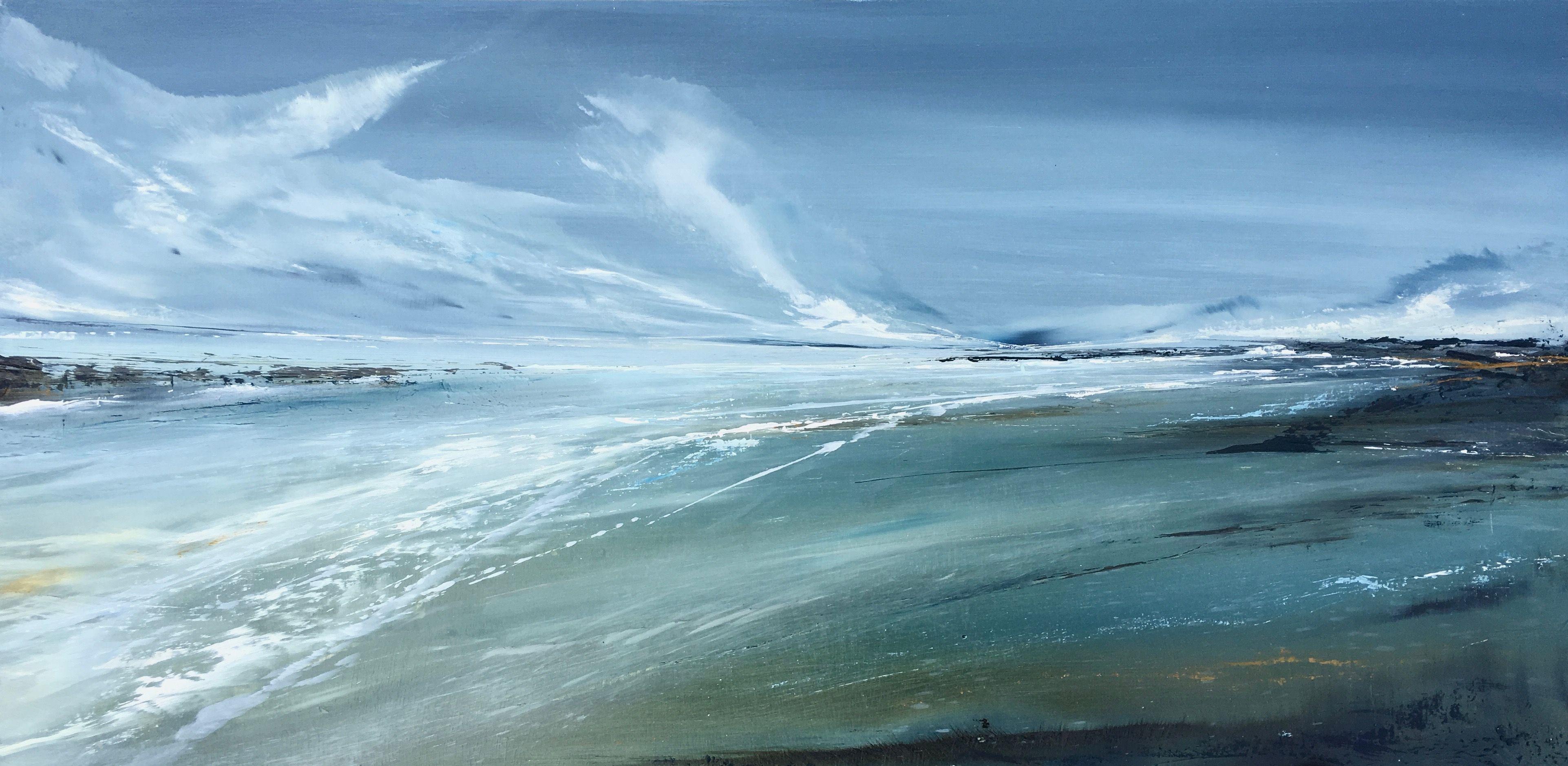 Картинки по запросу Jane Skingley Stormy Inlet