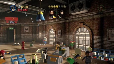 Tabloid Tidy Up Lego Marvel Super Heroes Wiki Guide Ign Lego