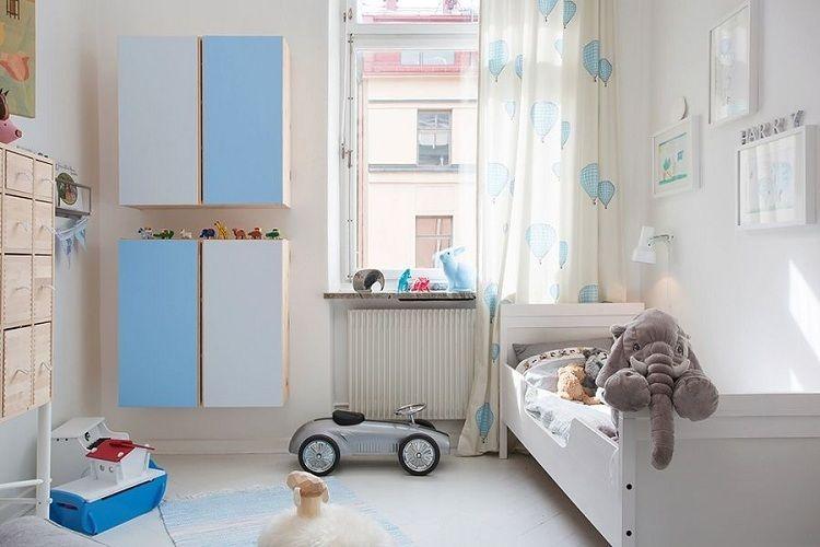 Kleines Kinderzimmer im skandinavischen Stil einrichten ... | {Kleines kinderzimmer 83}