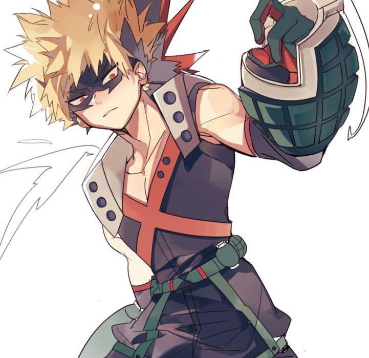 YOUR HERO [Katsuki Bakugou x Reader] - Chapter 17 (editing) | My