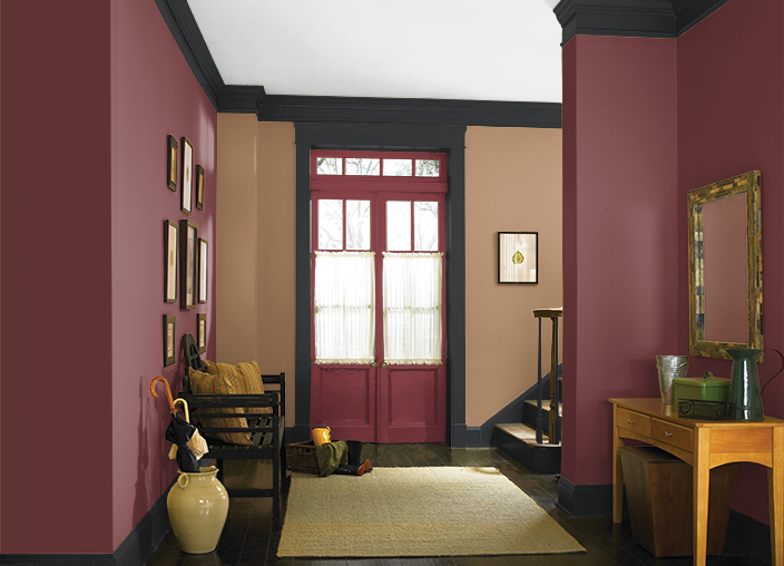 entryway color scheme from behr com i used these colors on paint colors designers use id=69281