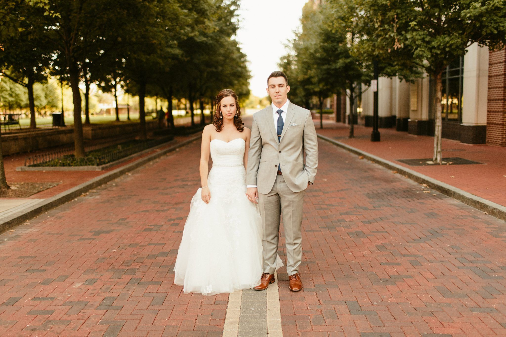 Natalie + Jordan // Columbus Ohio Wedding (With images