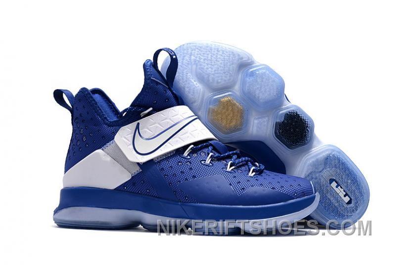 20503a6d285 Cheap Nike LeBron 14 Deep Royal Blue For Sale