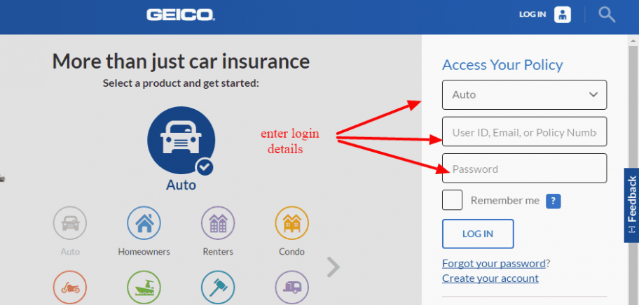 Five Geico Login Rituals You Should Know In 19 Geico Login