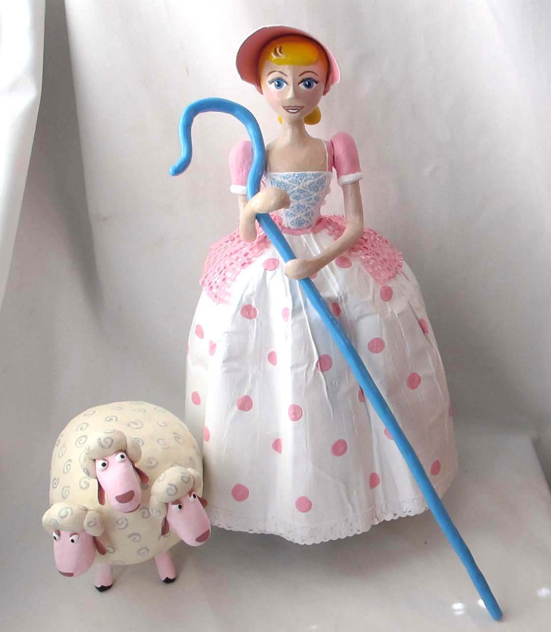 Toy Story Bo Peep And Her Sheep Replica Toy Story Baby Toy Story Toy Story Movie