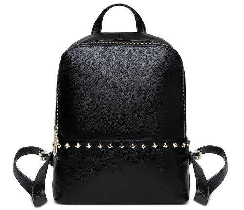 0129e312f Mochila De Couro Feminina - R$ 189,00 no MercadoLivre | ♡ Bolsas e ...