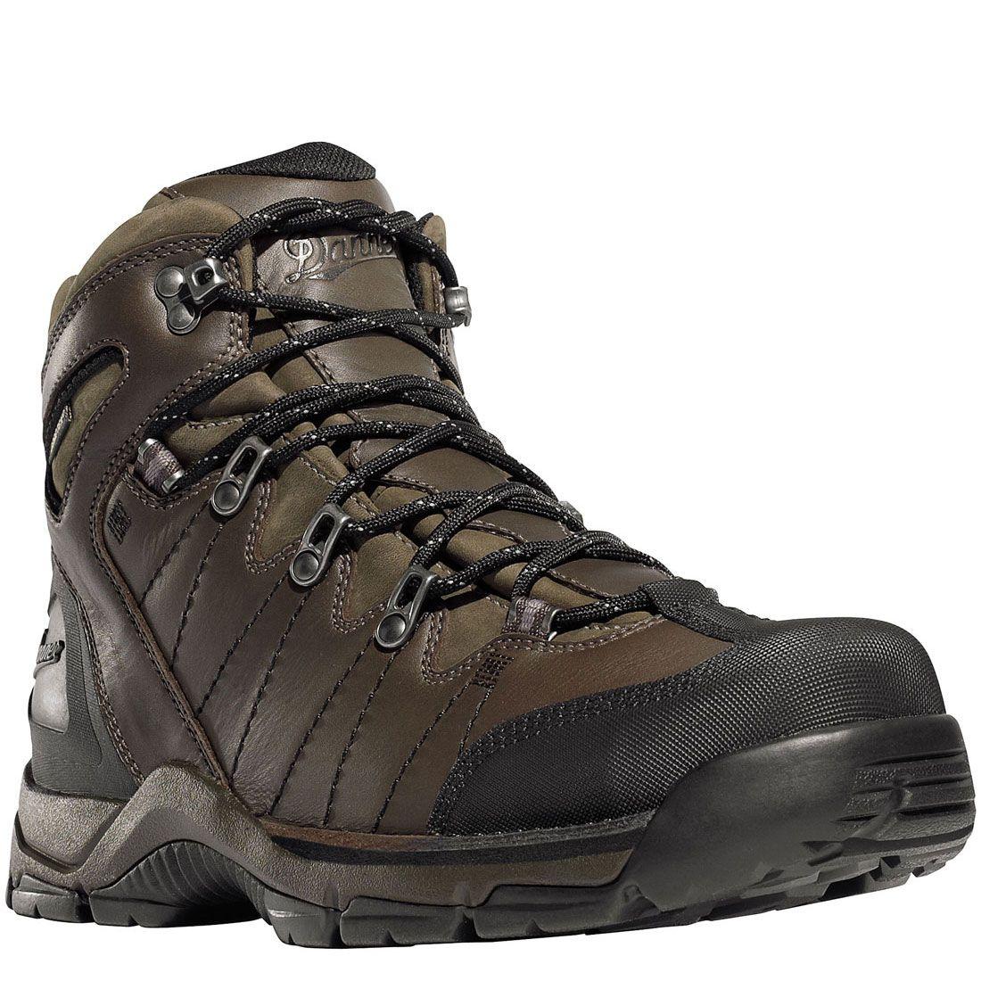 37520 Danner Men's Mt Defiance GTX Hiking Boots Brown