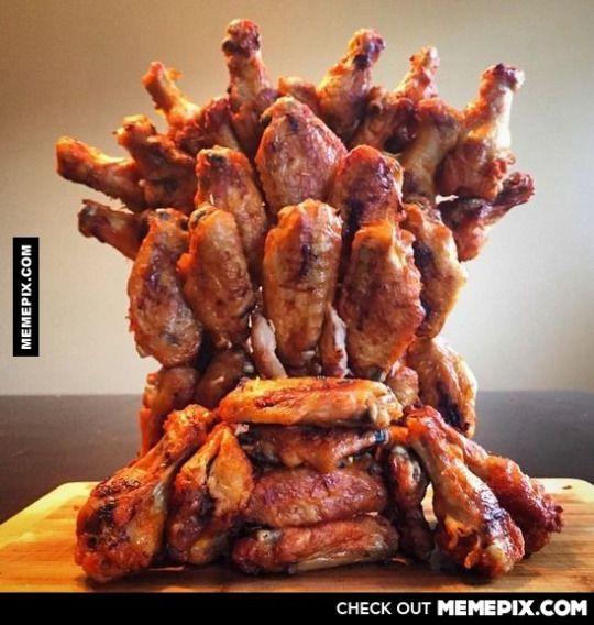 omg humor chicken wings football game food game food pinterest
