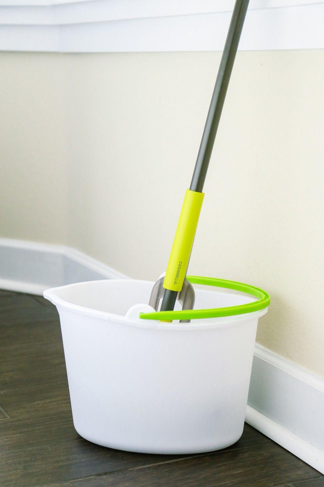 Homemade MultiSurface Floor Cleaner (No Vinegar) Live