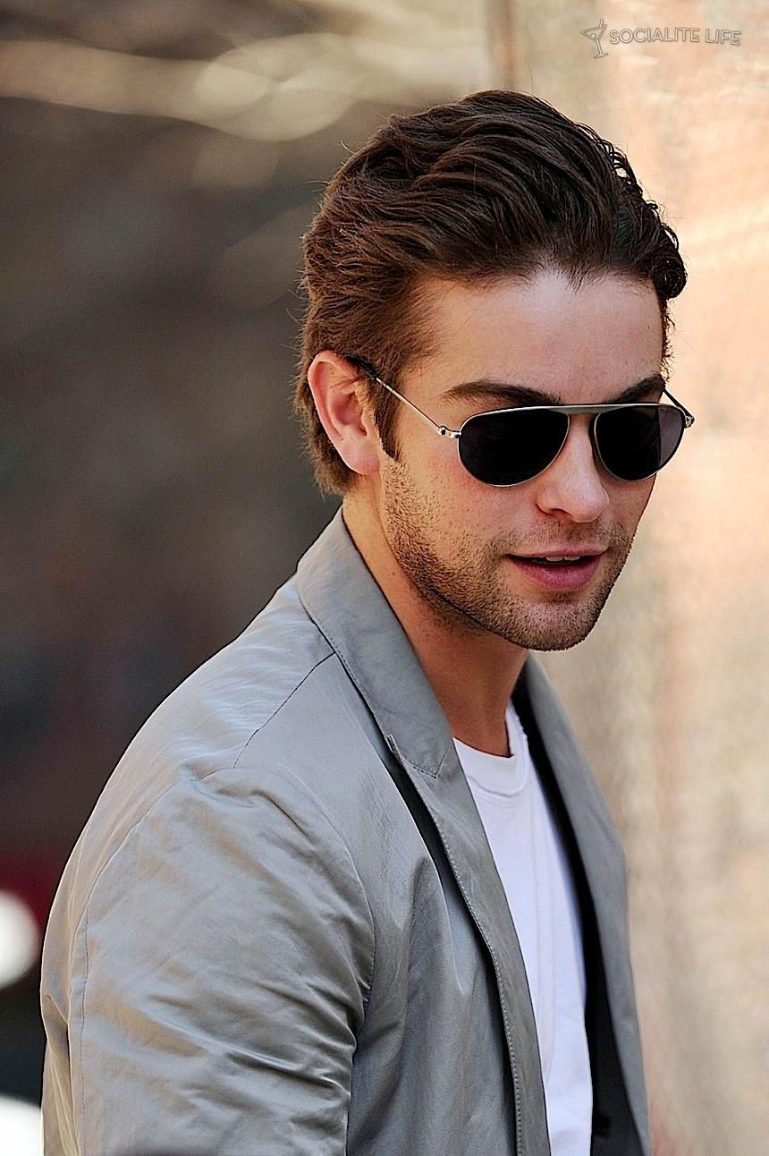 chace crawford gossip girl set photos | chace crawford | pinterest