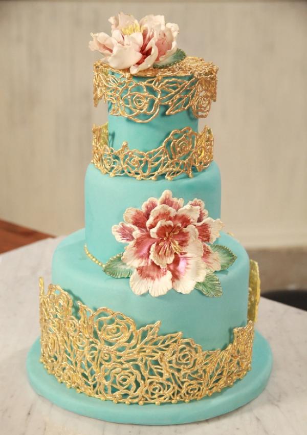 non traditional wedding cakes - Google Search