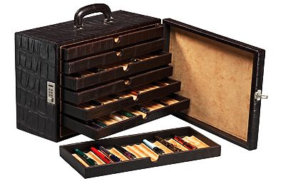 Briefcases for fountain pens #absolutebreton #fountainpen #handcrafted #leather www.absolutebreton.es