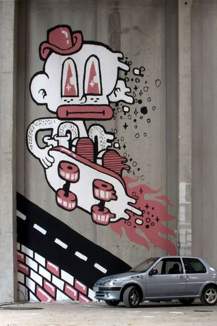 Characters By Grito - Barcelona (Spain)