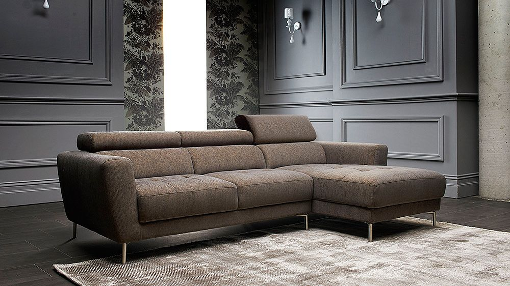 Ramey chaise lounge with adjustable head rests : chaise lounge chicago - Sectionals, Sofas & Couches