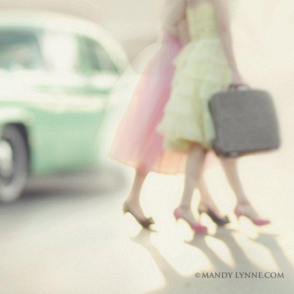 Downtown Girls  By Mandy Lynne on Etsy