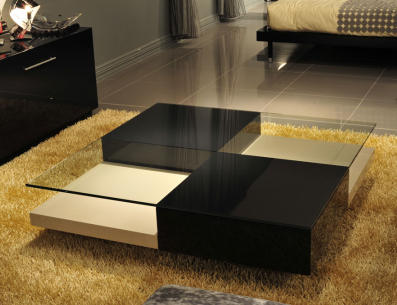 Room Table Style Modern Contemporary Design Glass Valencia