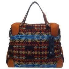 Aztec Print Handbag...Fall Stylish!