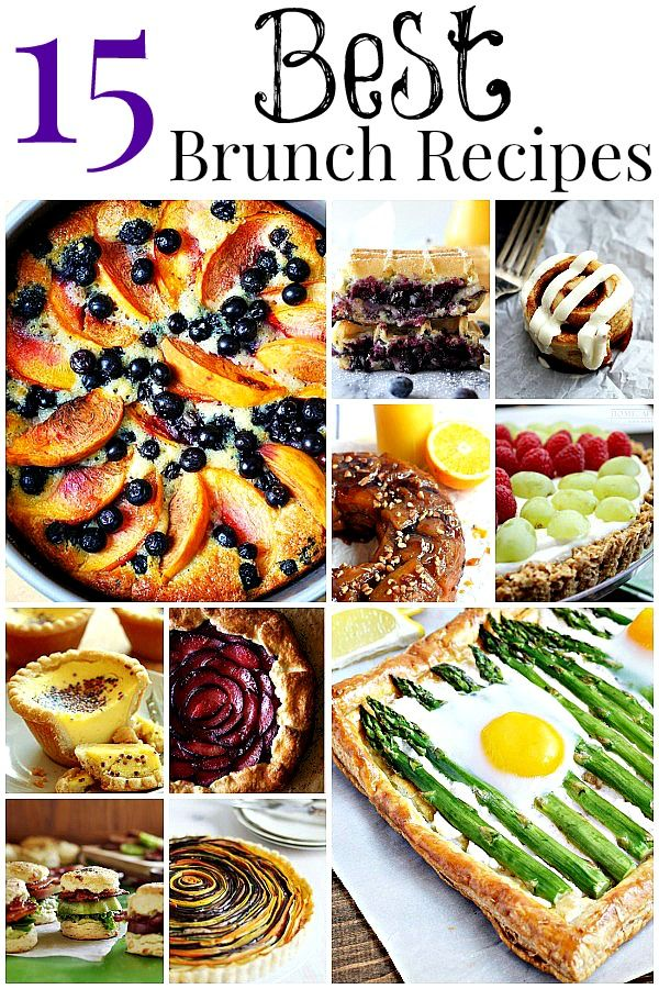 Here Are Make Ahead Brunch Recipes That Are Perfect For Easter