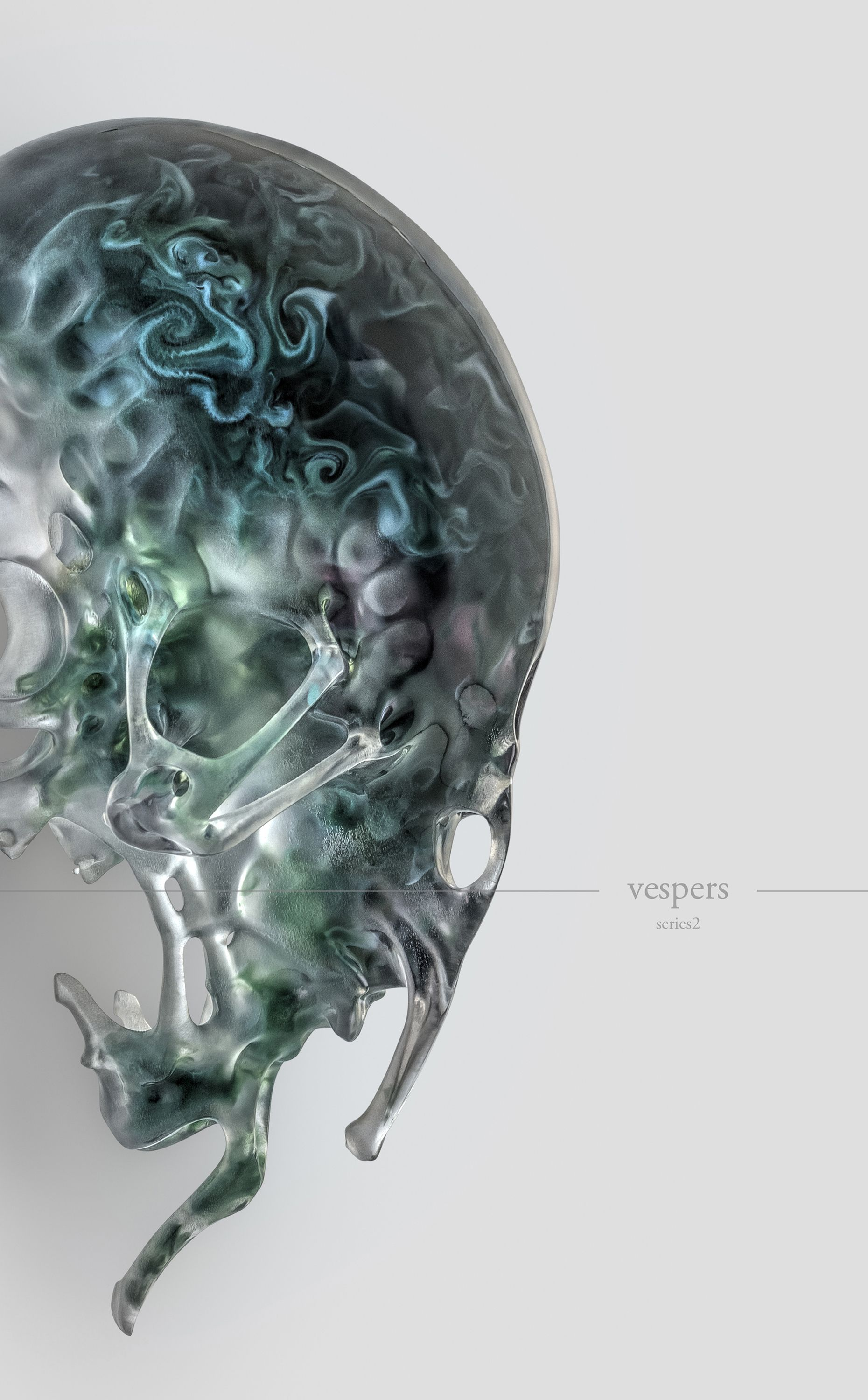 Death Masks From MIT Capture Your Dying Breath | ArchDaily