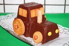 Schneller Traktor-Kuchen #dessertfacileetrapide