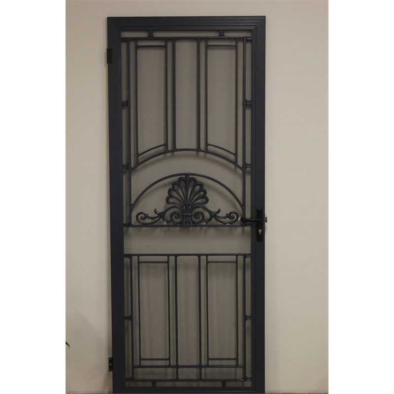 Cowdroy Custom Made Colonial Barrier Screen Door Screen Door Colonial Aluminium Doors