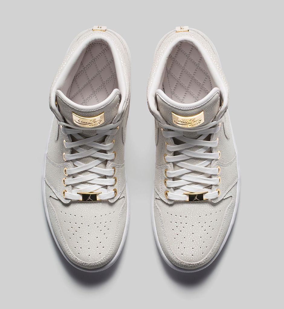 2d63112843ae Sneakermag - The Sneaker Blog  AIR JORDAN 1 PINNACLE