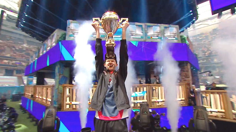 Fortnite World Cup Champion Bugha Swatted On Stream World Cup Champions World Cup Champion