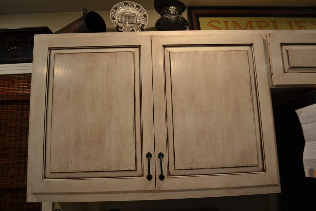 Are Glazed Kitchen Cabinets DIY Friendly | Glazed kitchen ...