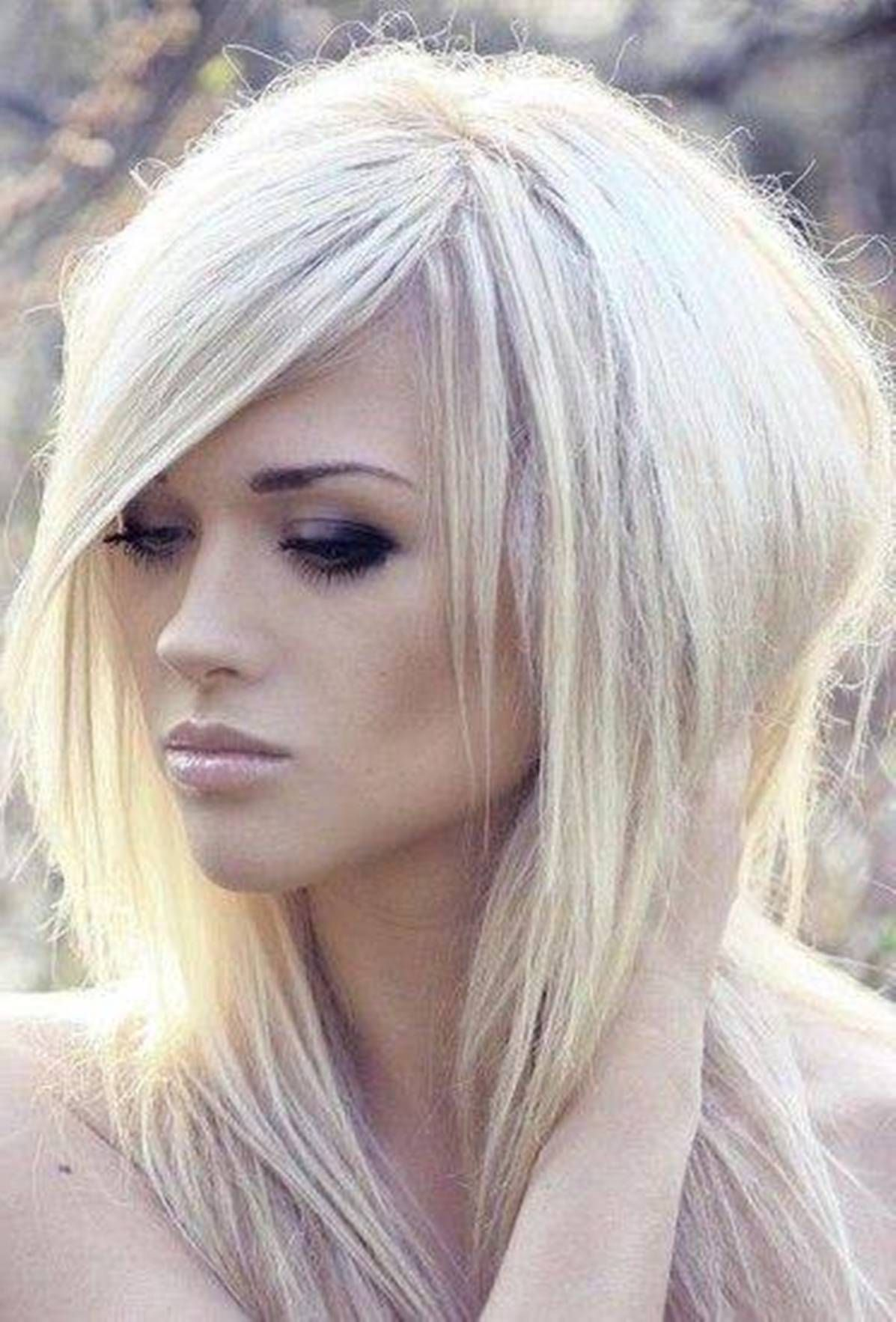 blonde long shag hairstyles http://pinhairstyles.blogspot