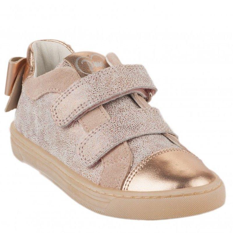 Primigi 5427722 Buty Dla Dzieci Sneakersy Dziewczece Zloty Baby Shoes Sandal Espadrille Espadrilles
