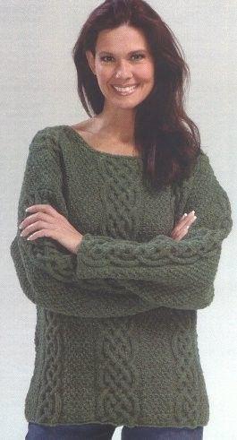 Irish Aran | Knitting | Pinterest | Tejidos de punto, Tejido y Puntos