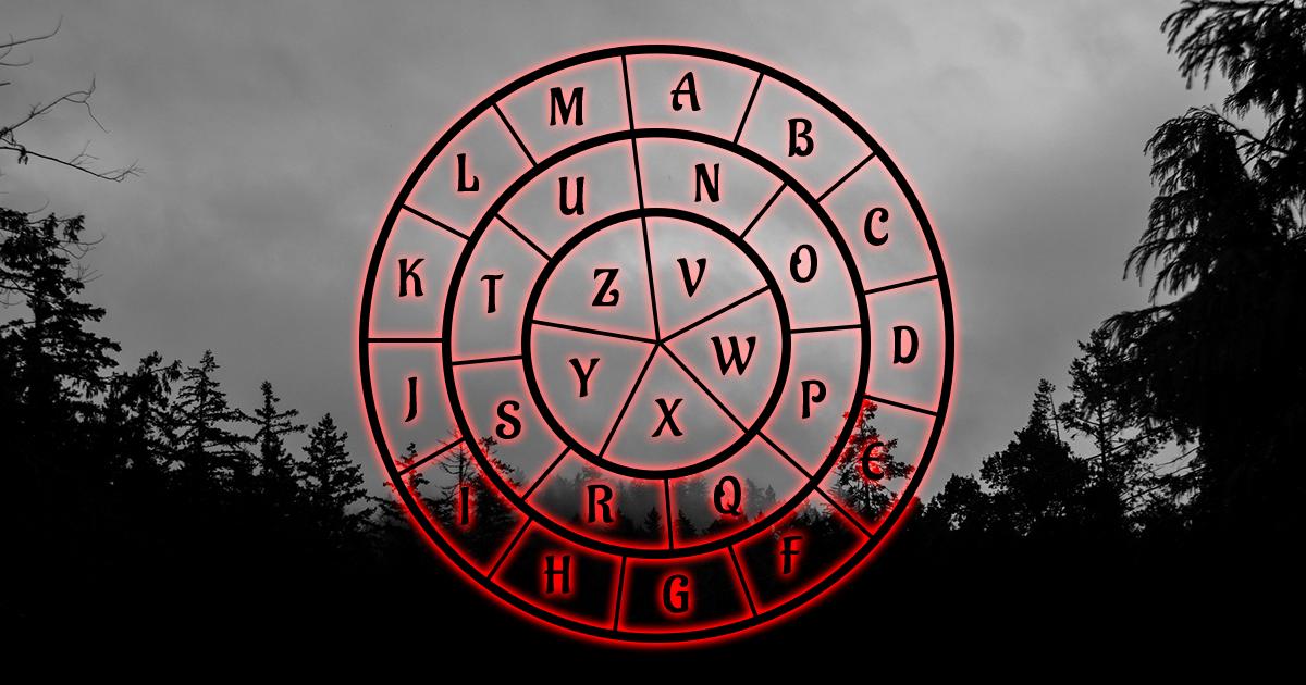 Witch's Sigil Wheel Generator - Chaos Magick Sigil Generator