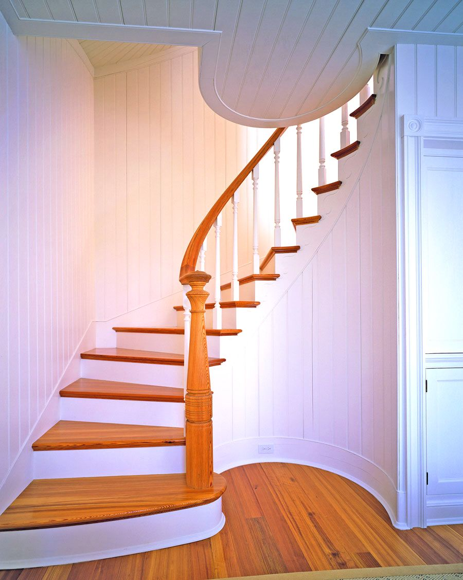Antique Premium Heart Pine Stair Treads