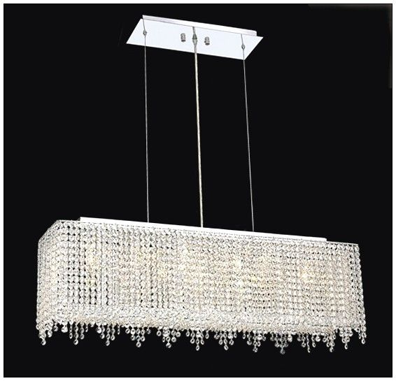 rectangular crystal chandelier lighting sale lowes shopping