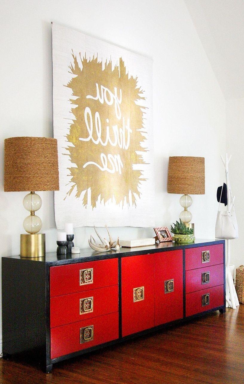 sideboard selber bauen 49 diy ideen und anleitung diy deko. Black Bedroom Furniture Sets. Home Design Ideas