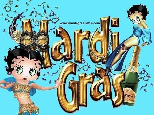 2014 Mardi Gras Clip Art Pictures, Images, Borders Anime Girl ...