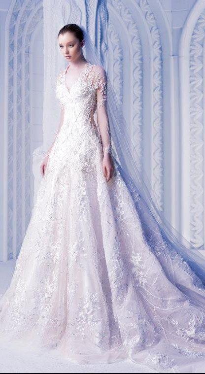 Michael Cinco 2014 Wedding Dress
